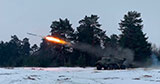 Під час навчальних стрільб Холодноярські «Гради» уразили цілі на відстані 10 км