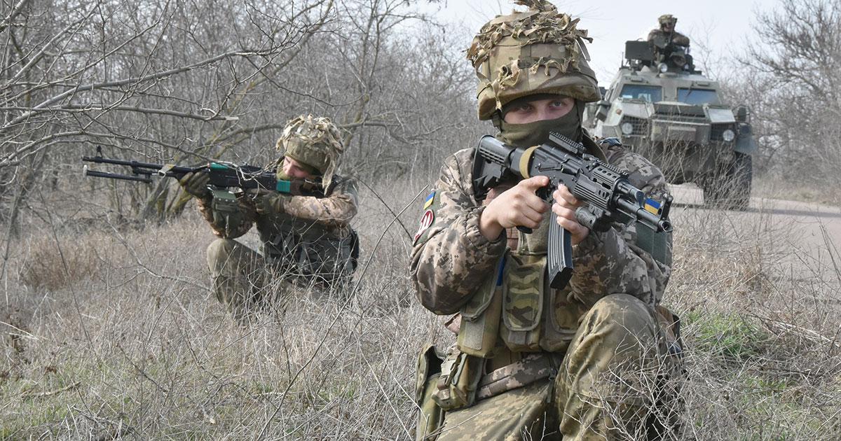 Не втрачаючи пильність. Військові навчання на кримському напрямку