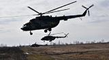 Армійська авіація, десантування та бойова стрільба.  На Житомирщині тривають тактичні навчання