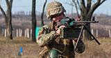 Миколаївські десантники підвищують бойові навички в польових умовах
