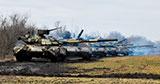 Артилерійські та танкові резерви відбили умовний напад противника
