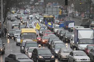 Автомайдан у Києві