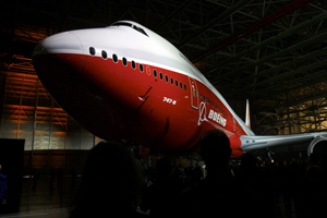 Boeing представив найдовший лайнер сучасності
