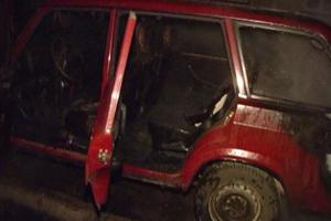 У Києві минулої ночі підпалили 11 автомобілів