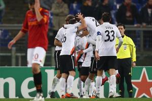 «Шахтар» обіграв «Рому» на виїзді з рахунком 2:3