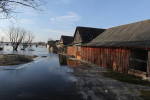 Волинь затоплює, але ситуація не критична