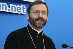 Перша прес-конференція Блаженнішого Патріарха Святослава (Шевчука)