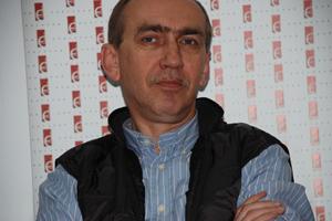 """Олександр Ірванець у книгарні """"Є"""""""