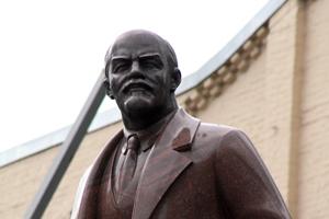 Бесарабський Ленін виявився негром