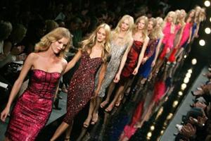 Тиждень моди в Лондоні: Burberry Fall 2011