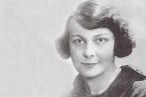 Сьогодні виповнюється 110 років від дня народження української поетеси і публіциста, члена ОУН Олени Теліги
