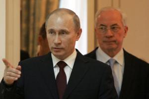 Візит Володимира Путіна до Києва