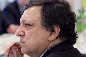 Візит Жозе Мануеля Баррозу до України