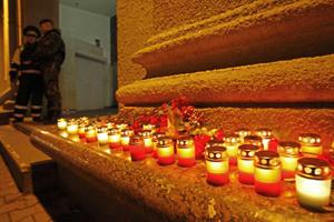 У Білорусі – день жалоби за загиблими від вибуху в метро