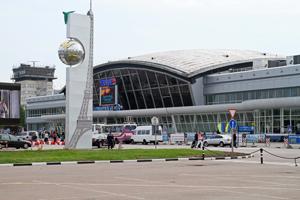 У Борисполі шукали радіацію