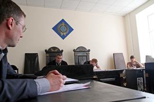 Суд над активістами Податкового майдану