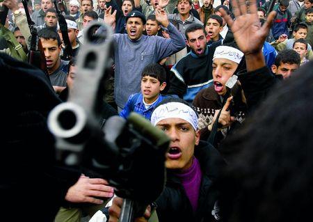 Близький Схід. Не виключено, що частина зброї потрапляє сюди через Україну