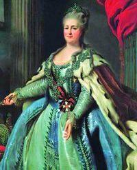... і Катерина ІІ визначили долю українців і шотландців