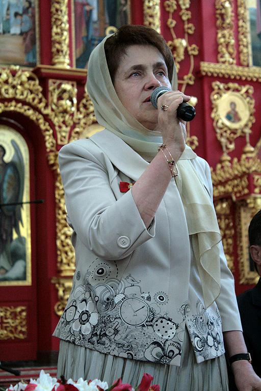 жена януковича фото следующий
