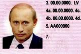 В Путіна у Німеччині забрали права